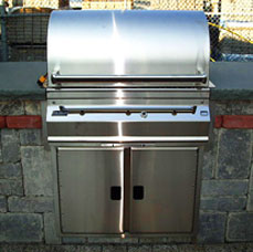 Outdoor Kitchens/BBQ's